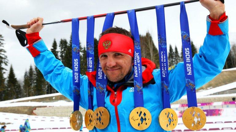 Руските параолимпийци получиха забрана за участие на Игрите в Пьончан 2018