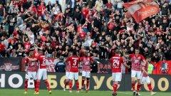 Тиаго и Евандро донесоха победата на ЦСКА