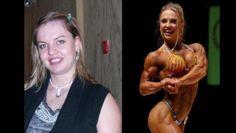 Невероятната трансформация на Елеонора Добринина