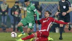 Лудогорец излиза за втория си мач от групите на Лига Европа от 22:05 ч