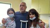В сряда той ще бъде изписан от болница след операция на коляното