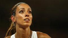 Ивет Лалова започна успешно участието си в Рио. Лалова-Колио финишира трета в последната серия в бягането на 100 м с резултат 11.35 сек.
