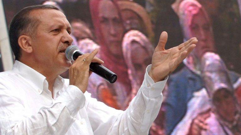 """""""Някои казват, че били турци. Какви турци са те, моля? Те нямат нищо общо с Турция. Кръвта им вече е замърсена"""", каза Реджеп Тайип Ердоган по повод гласуването на турските депутати по решението за признаване на арменския геноцид"""