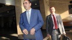 ВКС решава за вината на бившия вътрешен министър