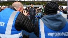 """Юрген Клоп започна периода си начело на Ливърпул с нулево равенство на """"Уайт Харт Лейн""""..."""