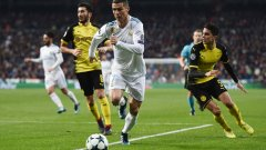 Мачът срещу Борусия не беше най-сполучливият за Роналдо, но той все пак вкара страхотен гол и записа пореден рекорд, а показателите му в Шампионската лига остават невероятни. Ето какво още научихме от мачовете вчера