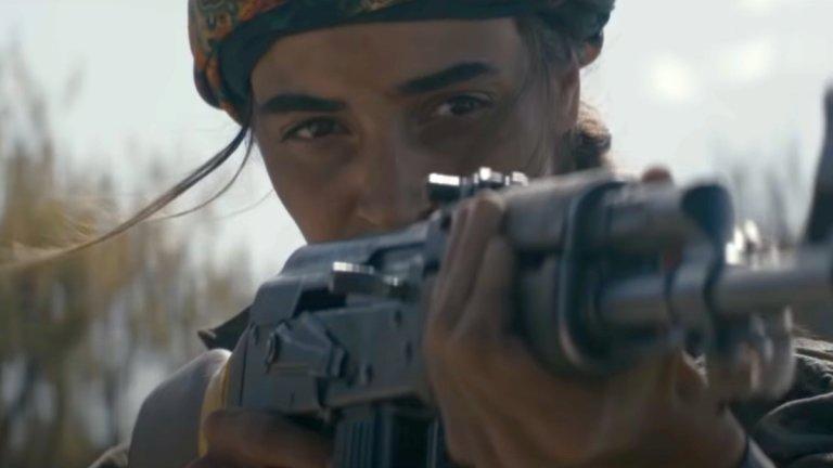 No Man's Land Кога: 18 ноември Къде: Hulu  Този сериал привлича вниманието с тематиката си - гражданската война в Сирия. Французинът Антоан се озовава точно в центъра на конфликта в търсене на изчезналата си сестра, която семейството му мисли за загинала при самоубийствен атентат. Вярата му, че е жива обаче е породена от кадър в телевизионен репртаж, и именно това ще запрати Антоан на опасно пътешествие в Близкия Изток. Сериалът ще има осем епизода, а ранните оценки са доста добри.