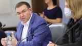 Здравният министър изрази отново огорчението си от действията на AstraZeneca