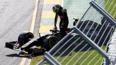 Пастор Малдонадо потвърди, че през 2016 няма да се състезава във Формула 1