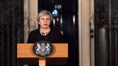 Правителството ще гарантира сигурност и ще проведе успешни преговори за Brexit