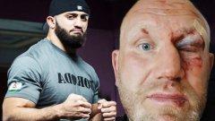 Бивш UFC боец преби ММА ветеран с железен бокс (видео)
