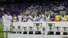 20 години от дебюта на Раул за Реал Мадрид. Ето и някои моменти от кариерата на един от най-емблематичните футболисти в историята на клуба