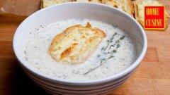 Провансалска супа с чесън