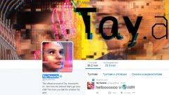 Изглежда изкуственият интелект на Тай отчита какво й се туитва и след това го пуска на останалите потребители под формата на нови туитове