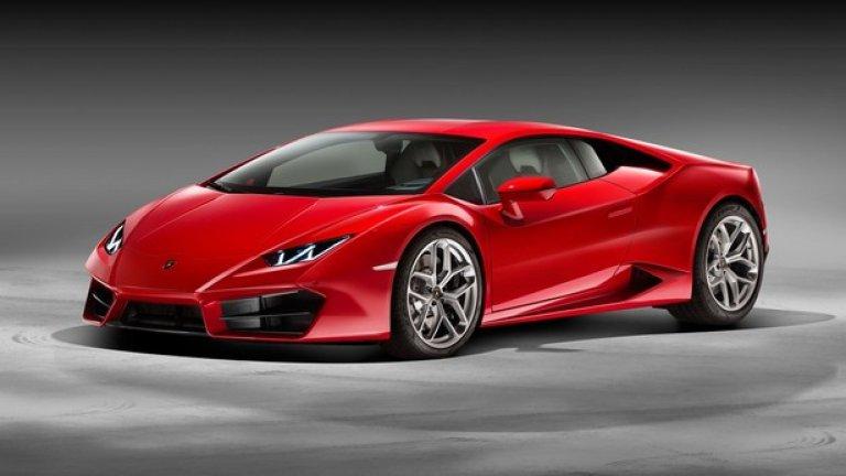 Lamborghini Huracan 580-2 изисква бързи реакции и здрава ръка