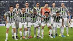 PALACE засвидетелства любовта си към футбола и най-вече към Бианконерите – шампионите в Серия А.