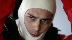 Бруно Сена записа труден дебют във Формула 1 в Бахрейн