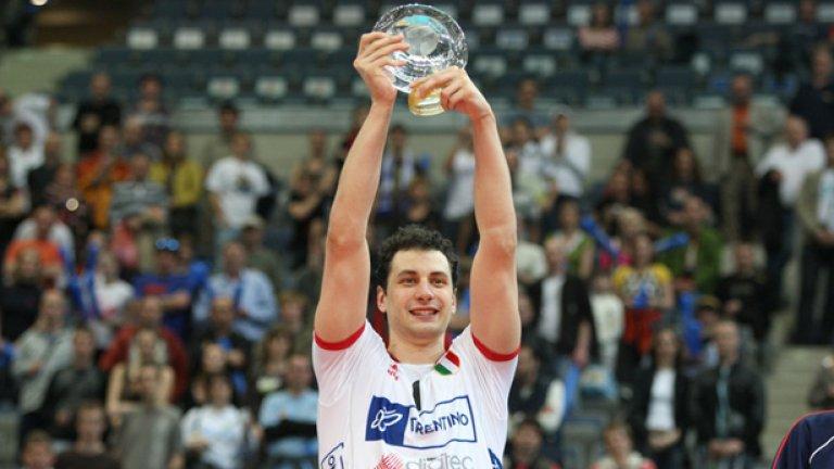 През миналия сезон Матей Казийски и Трентино БетКлик станаха №1 в Европа. След два дни българинът и съотборниците му ще опитат да повторят това