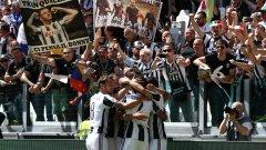 Отборът на Масимилиано Алегри е само на крачка от това да се превърне в най-добрия отбор в 120-годишната история на клуба.