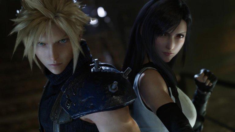 Final Fantasy VII  Final Fantasy VII просто няма как да не присъства в почти всеки един списък, включващ качествени заглавия. Няма как и да бъде по друг начин, щом става въпрос за една от култовите класики, изградили основата на RPG жанра във вида познат ни днес.  През 1997 г. едва ли някой си е мислел, че е възможно да се инвестират 145 млн. долара в игра. Но Square Enix го правят за седмото заглавие от своята поредица, а крайният резултат оправдава всеки един цент. Една огромна част от бюджета на играта отива за изграждането на уникалния за онзи момент геймплей, музикално оформление и графика.