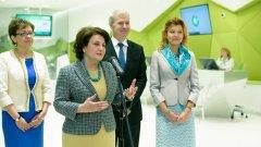Придобиването на Societe Generale Експресбанк ще позволи на ДСК да увеличи пазарния си дял