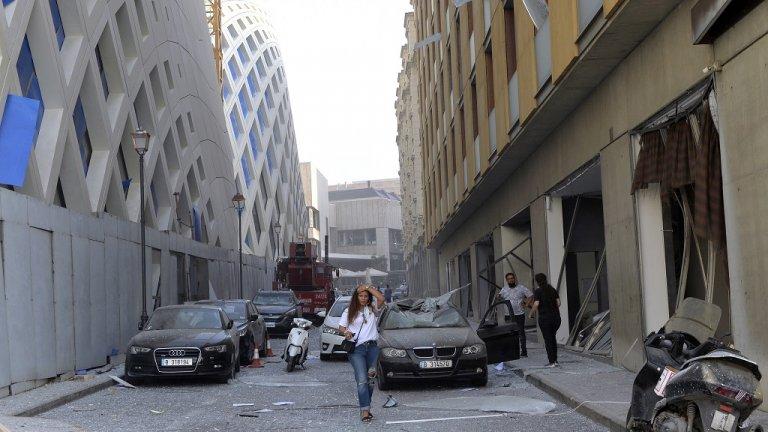 Според Йорданската сеизмологична обсерватория експлозията в пристанището е била равна по сила на земетресение от 4,5 по Рихтер.