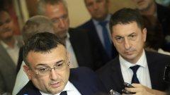 Младен Маринов: Записи с полицейско насилие не са укривани