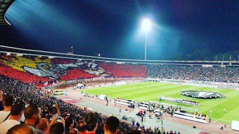 13 февруари Цървена звезда - ЦСКА Москва (Лига Европа - 1/16-финал)