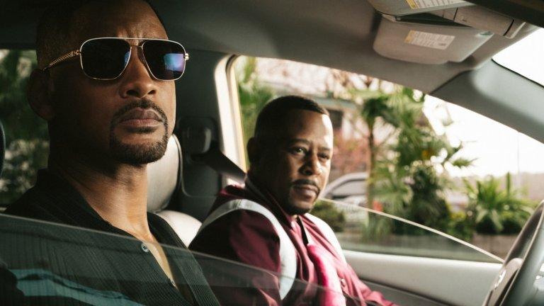 """Лоши момчета завинаги/ Bad Boys for Life   Детективи Майк Лоурей и Маркъс Бърнет отново са тук, а този път врагът е Армандо Армас, безскрупулен лидер на наркокартел в Маями. Междувременно двамата детективи трябва да се справят и с личните си проблеми като зрели мъже на средна възраст и всички промени, които вървят с остаряването.   В главните роли отново са Уил Смит и Мартин Лорънс. Към тях се присъединяват Паула Нунес, Ванеса Хъдженс, Джо Пантолиано и Джейкъб Скипио.   """"Лоши момчета завинаги"""" е по кината у нас на 17 януари."""