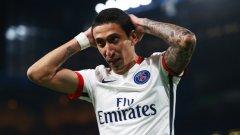 Анхел Ди Мария е един от футболистите, които не са доволни от статута си на резерва в ПСЖ