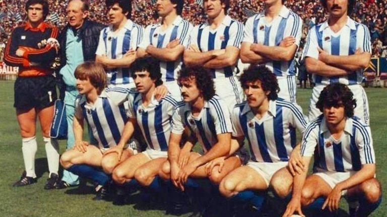 9. Реал Сосиедад – 38 мача без загуба, 1979-80 г.