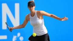 Тенисистката разкри, че от 3 месеца се готви за завръщане и планира този сезон да участва на турнири от веригата на WTA.