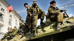 Забравената война в Източна Украйна