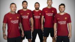 Рома подписа двугодишен договор с Qatar Airways
