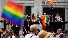 """""""Горд съм да бъда гей. Не съм горд, когато има омраза"""", обобщава ситуацията един от потребителите"""