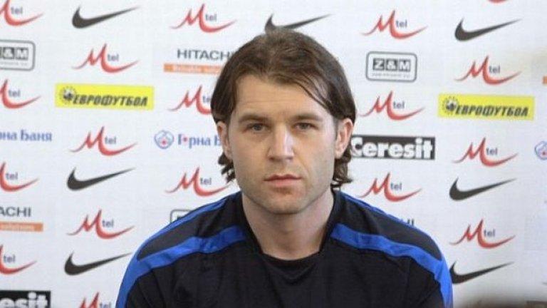 В Монтана Иван Цветков изигра най-силния си мач за Левски досега и затова си има причина