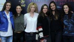 """""""Отборът"""" – бенефис на Златните момичета 2010-2016, който ще се проведе на 17 ноември от 19:30 часа в """"Арена Армеец"""""""