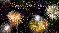 Новата година на площада