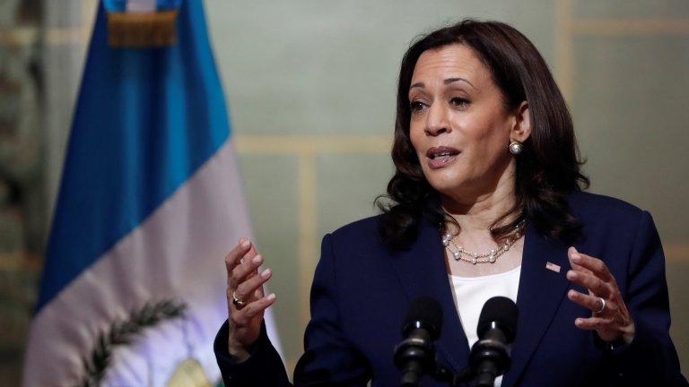 Тя предупреди нелегалните мигранти по време на визита в Гватемала