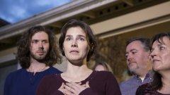 Американката, нарочена за убийца, осъди обвинителите си