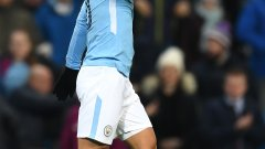 Бристъл успя да отстрани Манчестър Юнайтед в миналия кръг, а сега затрудни Сити, но Серхио Агуеро ги попари накрая