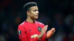 Грийнууд влезе в историята на Юнайтед с първото си попадение за мъжкия отбор
