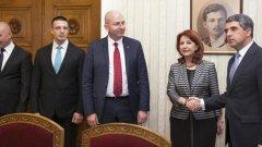 Парламентарната група на БДЦ-Народен съюз би подкрепила създаването на програмно правителство в рамките на това Народно събрание.