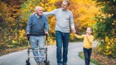 В момента ние живеем по-дълго от когато и да е