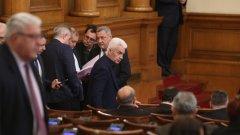 Волен Сидеров напуска парламента, за да влезе в СОС