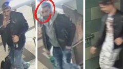 Кибикът, който дори не извади ръка от джоба си, се оказа българин