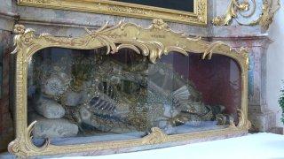 Украсените скелети на забравените католически мъченици
