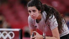 Да тренираш в гражданска война и да достигнеш Олимпиада на 12 години: Историята на малкото момиче с огромни мечти