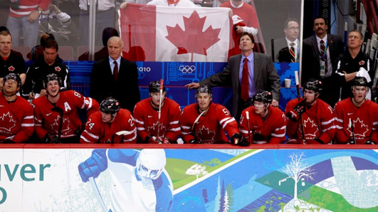 Кой ще спечели хокейния турнир във Ванкувър?