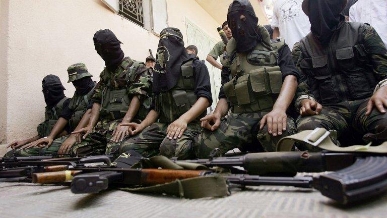 Ескалация в ивицата Газа след планирана израелска атака (снимка: Ислямски джихад, архив Getty)